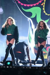 Little Mix Performs at BRIT Awards 2016 – O2 Arena in London, UK