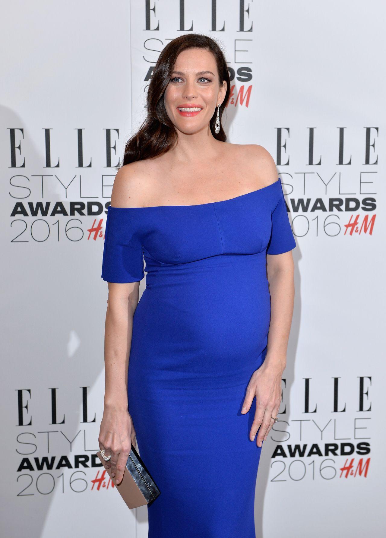 Liv Tyler Elle Style Awards 2016 In London