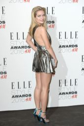 Lottie Moss - 2016 ELLE Style Awards in London