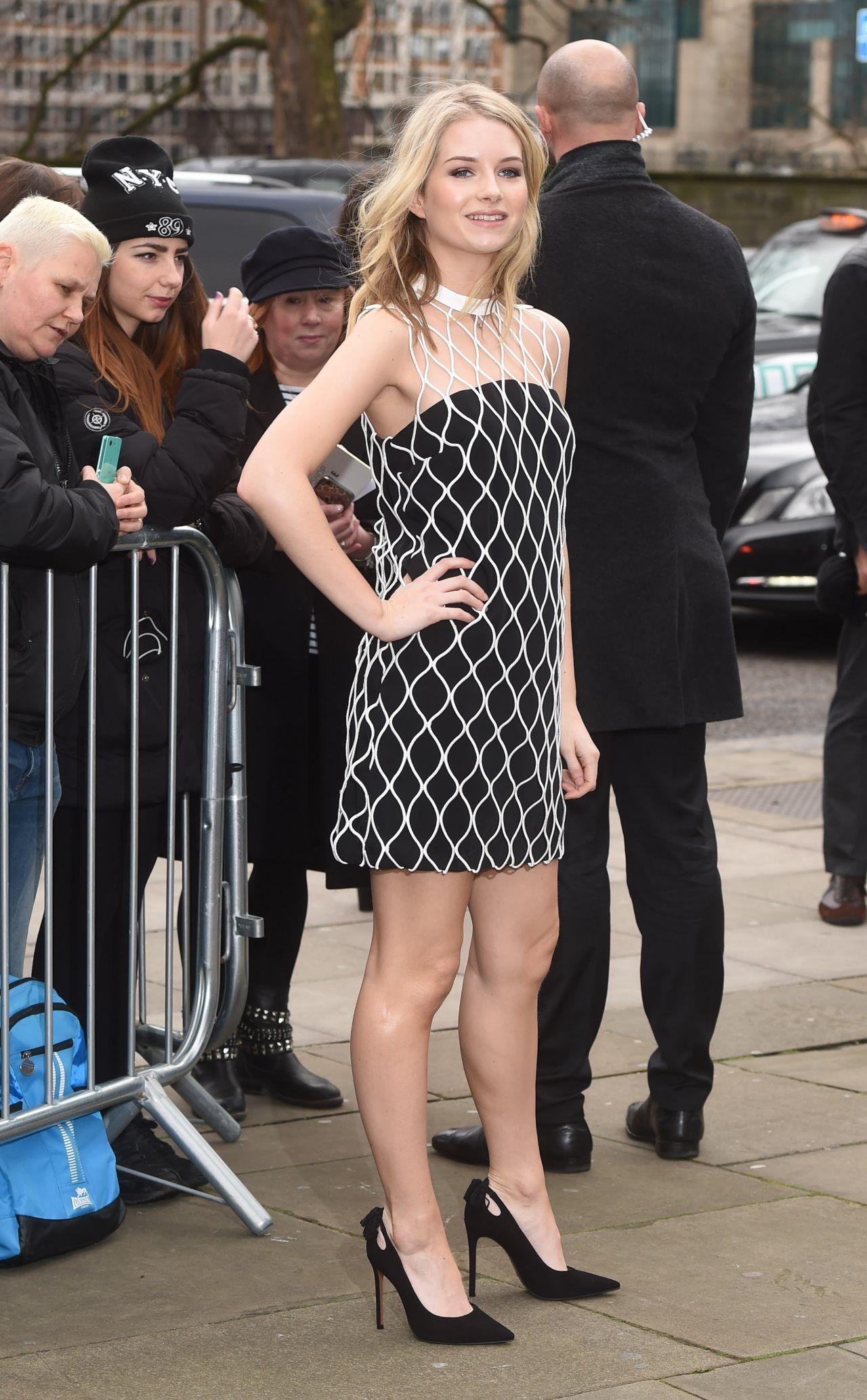 Lottie Moss Top Shop Fashion Show London Fashion Week 2 21 2016
