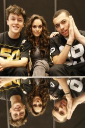 Madison Pettis - NFL Shop Juniors Event in San Francisco, January 2016