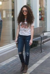 Madison Pettis - Out in Los Angeles 2/8/2016