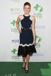 Maggie Grace - Global Green USA Pre-Oscar 2016 Party in Los Angeles