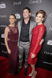 Maggie Grace - The Choice Premiere in Hollywood