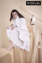 Maisie Williams - Instyle Magazine UK April 2016 Issue