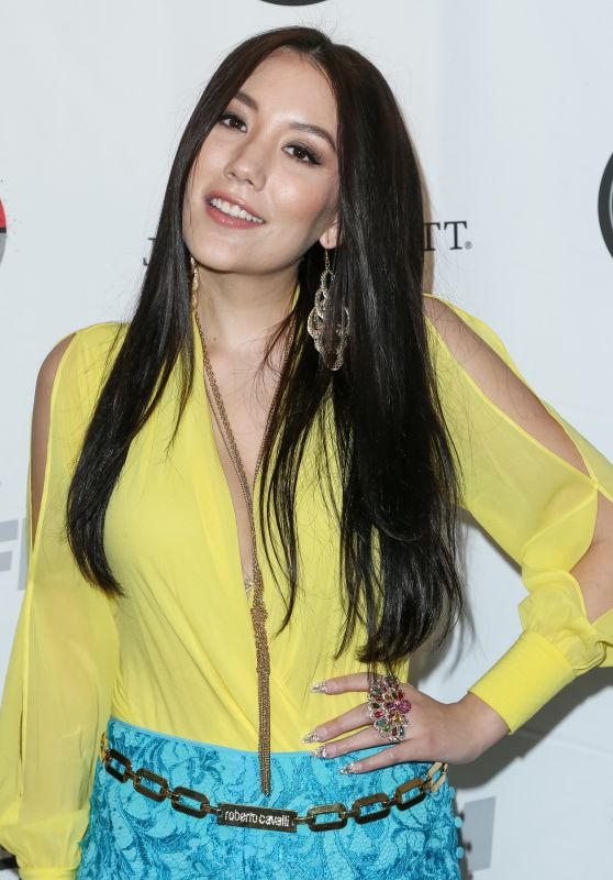 Manika Ward - KIIS FM and REAL 92.3 Celebrate The 2016 Grammy Awards at JW Marriot in Los Angeles