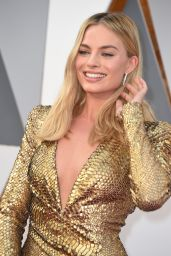 Margot Robbie - Oscars 2016 in Hollywood, CA 2/28/2016