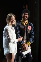 Margot Robbie – Rehearsing for the 88th Annual Academy Awards in Hollywood, CA 2/27/2016