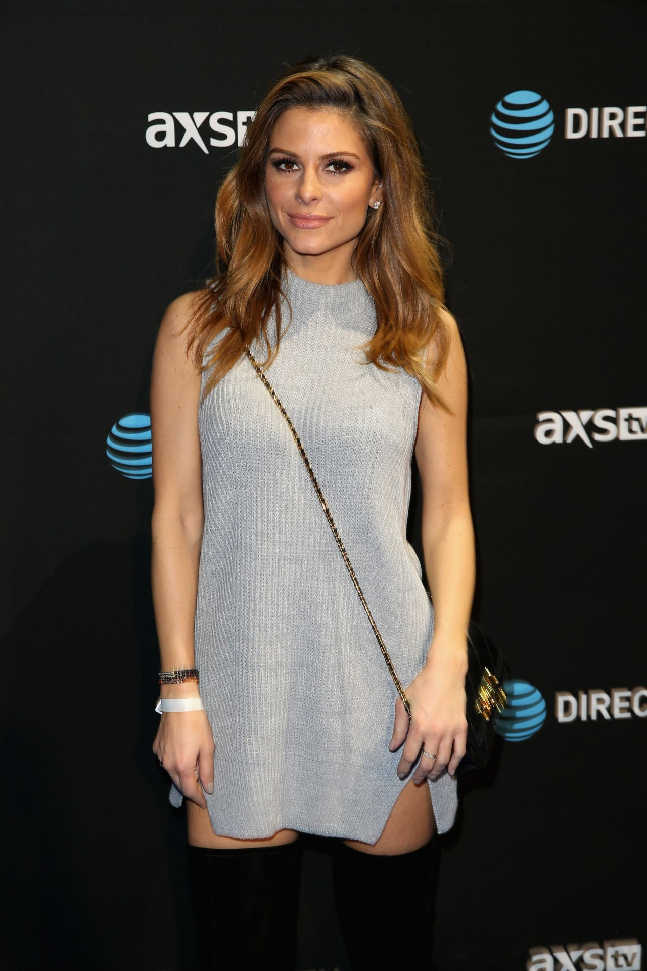 Maria Menounos - DirecTV Super Saturday Night in San ...
