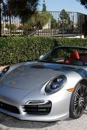 Maria Sharapova - Maria Sharapova & Friends Presented by Porsche in Los Angeles, February 2016
