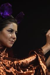 Marina and The Diamonds Performing at Manchester Academy 2/18/2016