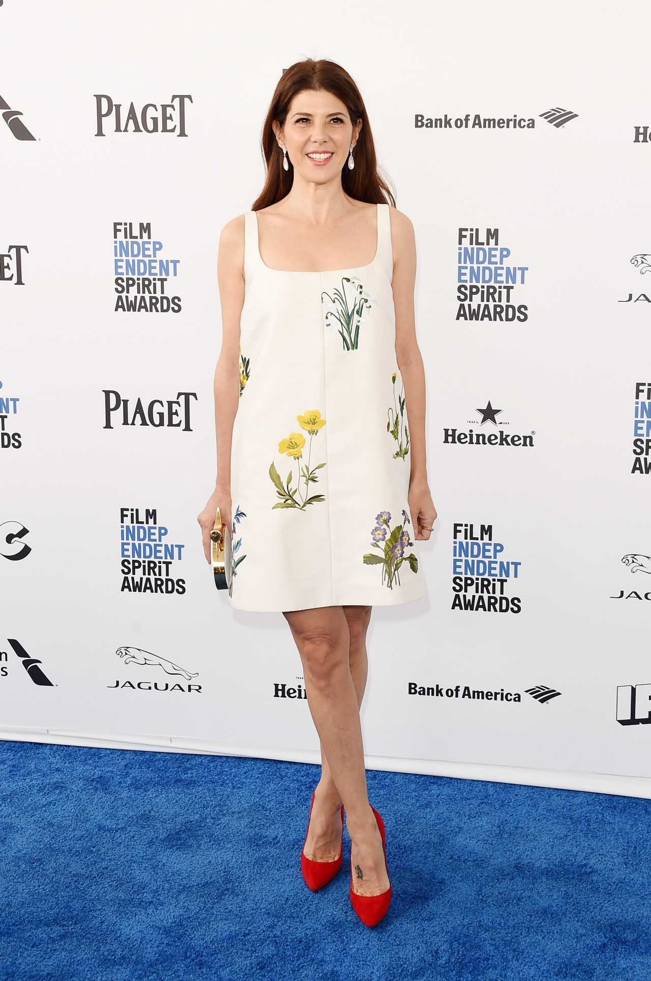Marisa Tomei 2016 Film Independent Spirit Awards In