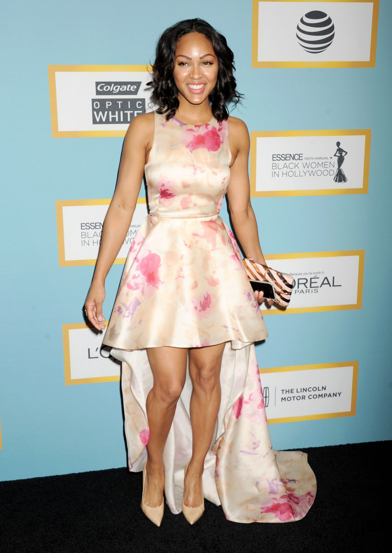 Essence Hollywood Issue Meagan Good Essence Black Women In Hollywood Awards