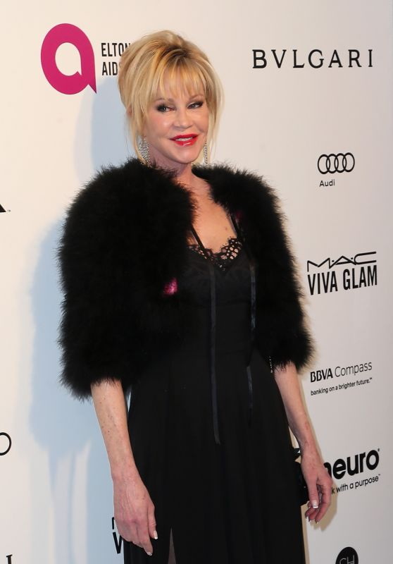 Melanie Griffith - 2016 Elton John AIDS Foundation