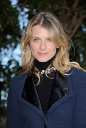 Melanie Laurent - Chanel Fashion Show in Paris, January 2016