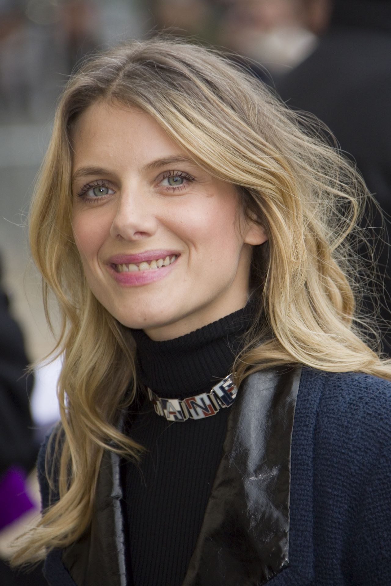 Melanie Laurent Chanel Fashion Show In Paris January 2016