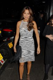 Melanie Sykes – InStyle EE BAFTA Rising Star Party in London 2/4/2016