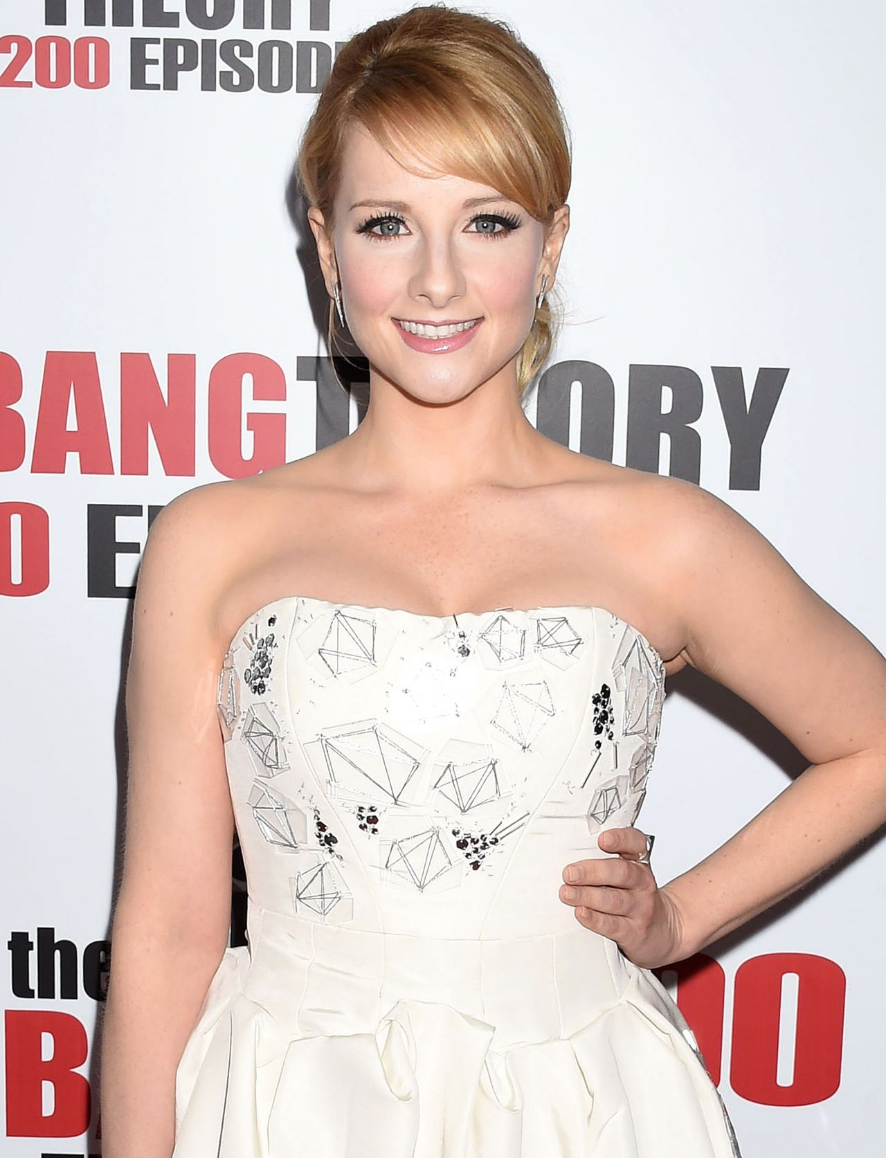 21 Facts You Need to Know About The Big Bang Theory s Melissa Rauch - Page 2 - Recommended