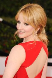 Melissa Rauch – SAG Awards 2016 at Shrine Auditorium in Los Angeles