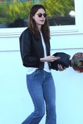 Michelle Monaghan in Jeans - Out in LA 2/3/2016
