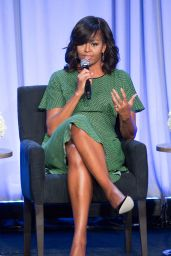 Michelle Obama - American Media Conference Day 2 in New York City, February 2016