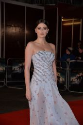 Millie Brady – 'Pride And Prejudice And Zombies' Premiere in London