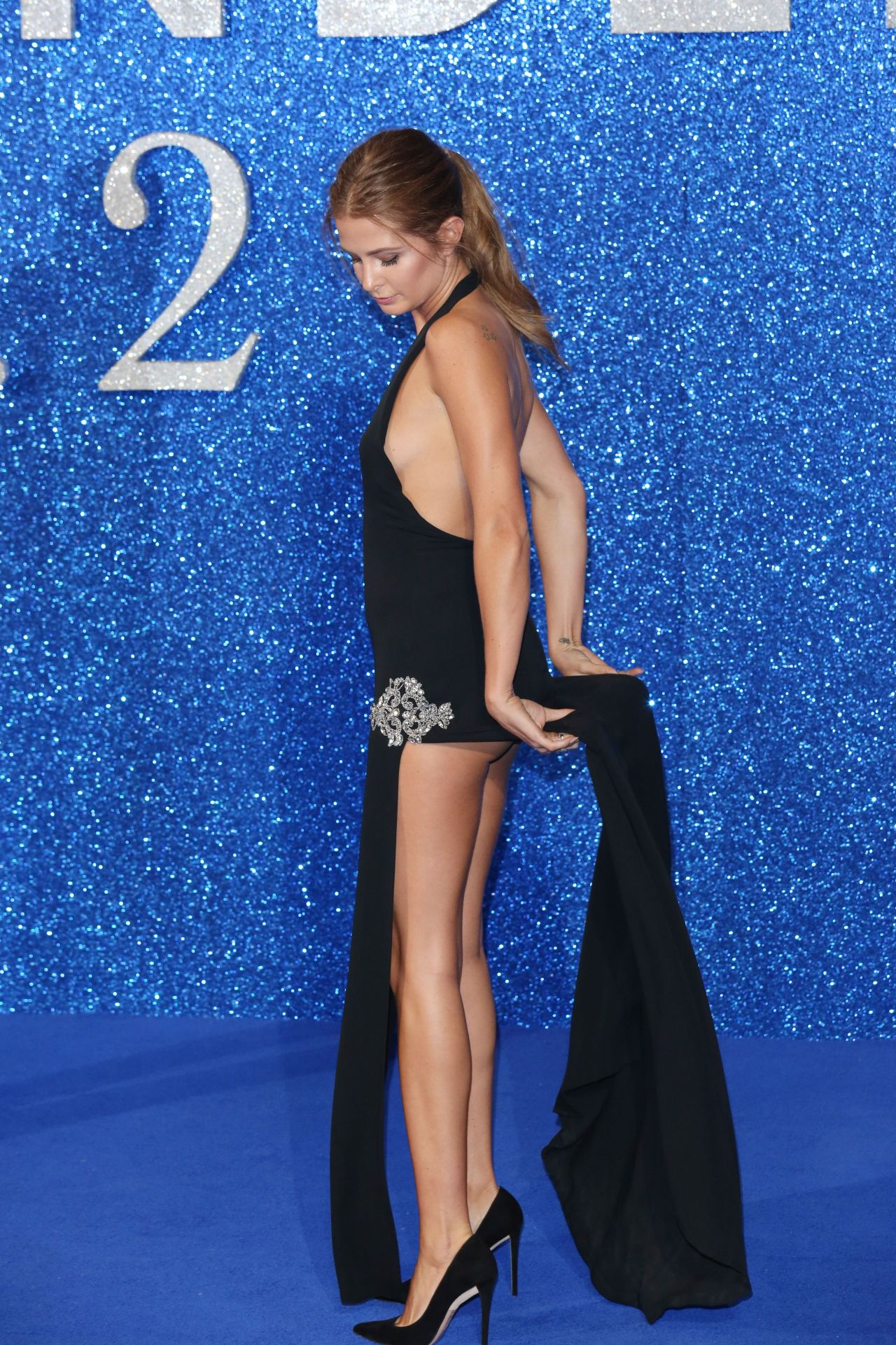 Millie Mackintosh Zoolander No2 Premiere In London