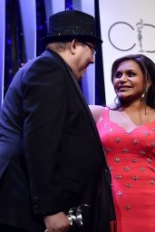 Mindy Kaling - Costume Designers Guild Awards 2016 in Beverly Hills, CA
