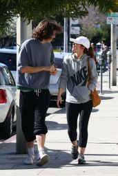 Minka Kelly Sport Style - Out in LA 2/5/2016