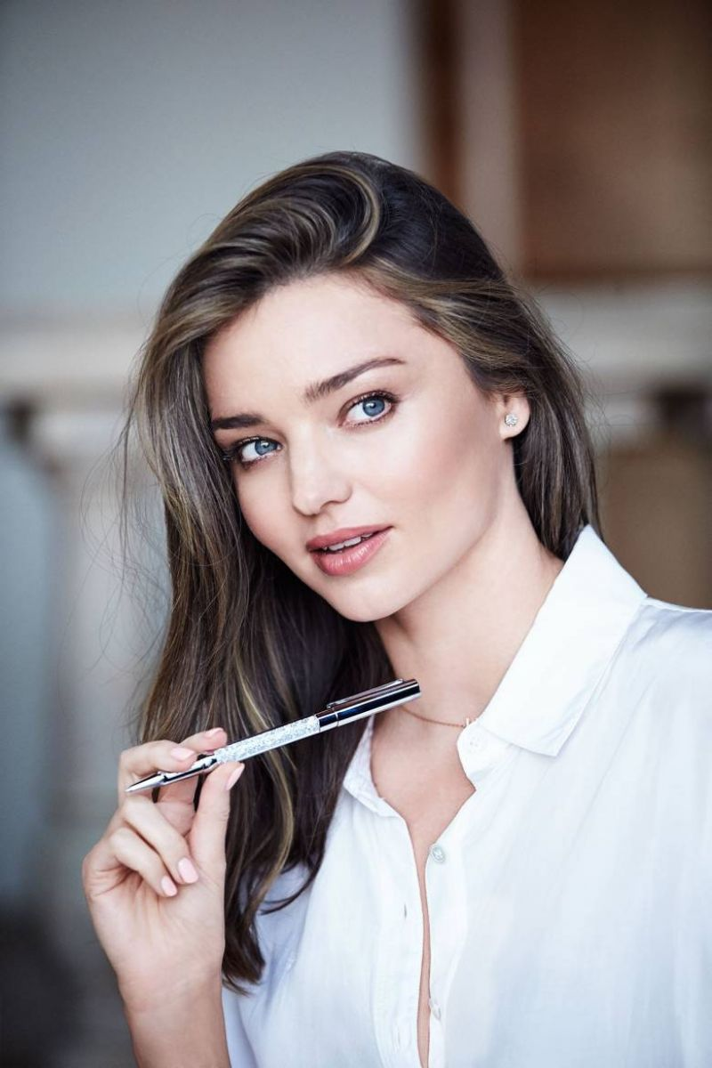 Miranda Kerr - Photo Shoot for Swarovski Activity Tracking ...