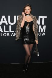 Miranda Kerr - Saint Laurent Show at The Palladium in Los Angeles 2/10/2016