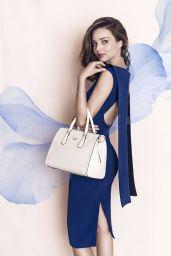Miranda Kerr - Samatha Thavasa Spring/Summer 2016 Campaign Photoshoot