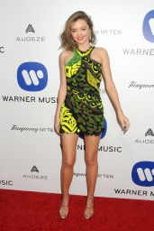 Miranda Kerr - Warner Music Group 2016 Grammy Party at Milk Studios in Los Angeles