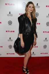 Mischa Barton - The NYLON Muses & Musics Pre Grammy Event in Los Angeles 2/9/2016