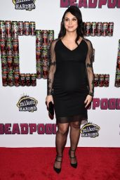Morena Baccarin - Deadpool Movie Fan Event in New York City 2/8/2016
