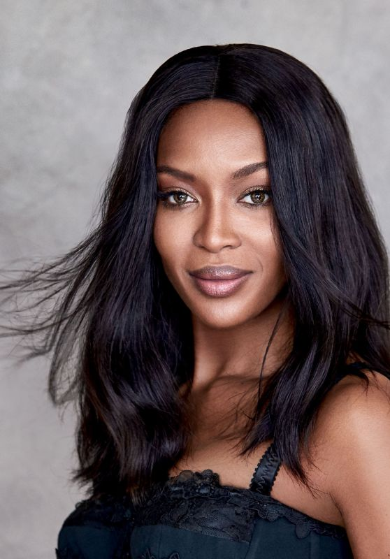 Naomi Campbell - Photoshoot for Allure Magazine March 2016