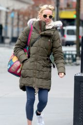 Naomi Watts - Leaving a Gym in New York City, NY 2/23/2016