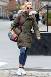 Naomi Watts - Leaving a Gym in New York City, NY 2/23/2016