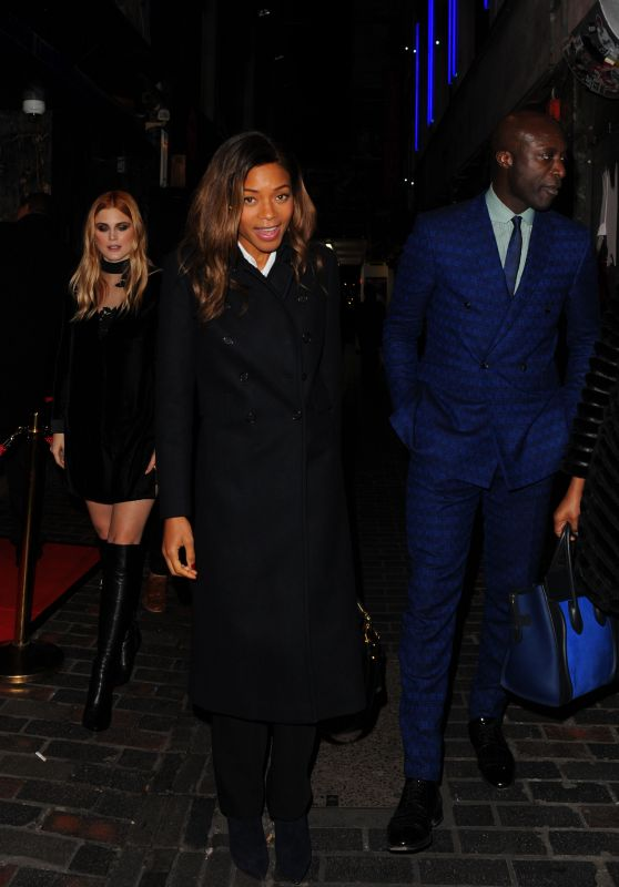 Naomie Harris – Leaving LOUIS XIII 100 Years Preview Party in London