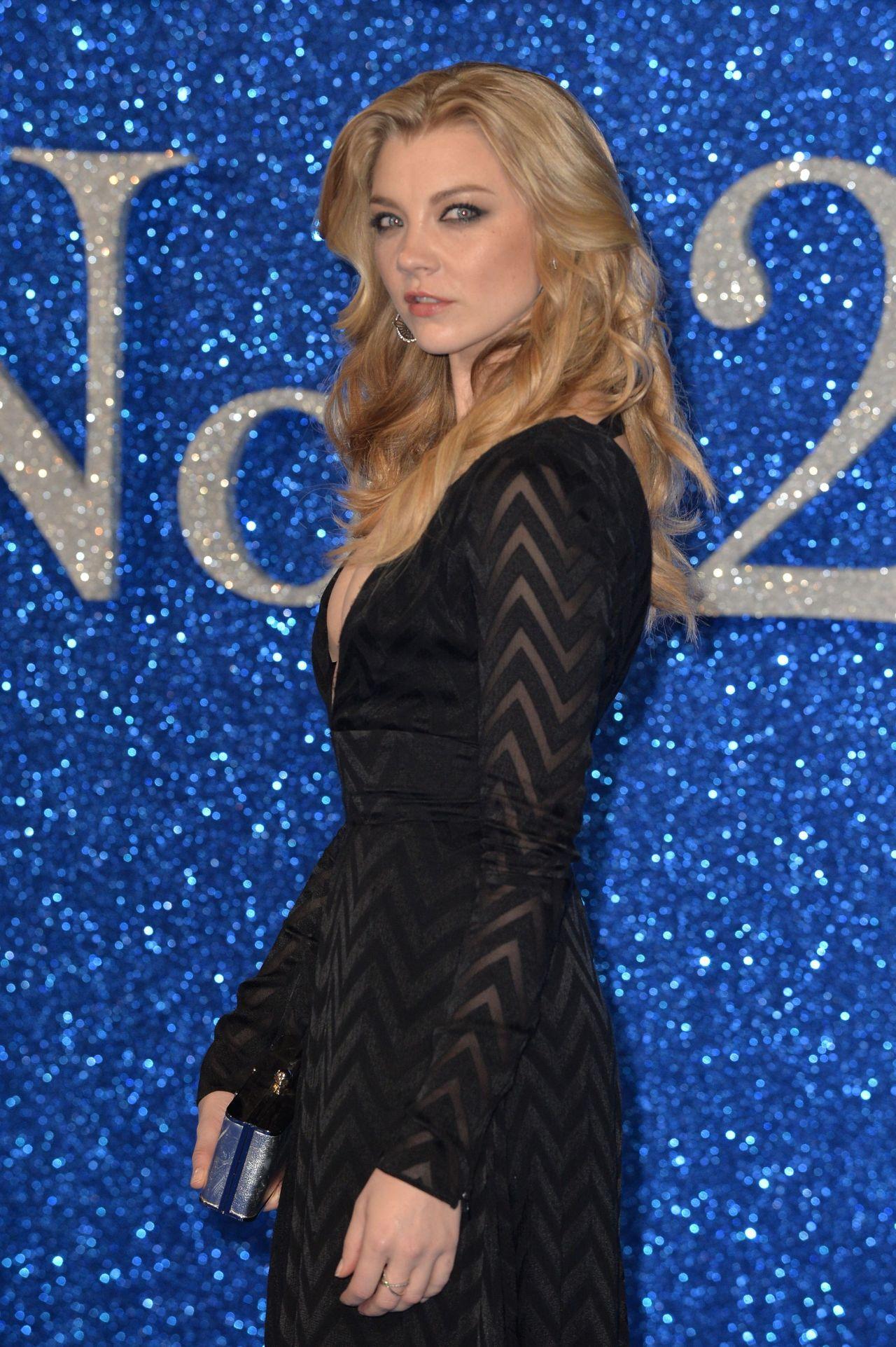 Natalie Dormer Zoolander No2 Premiere In London