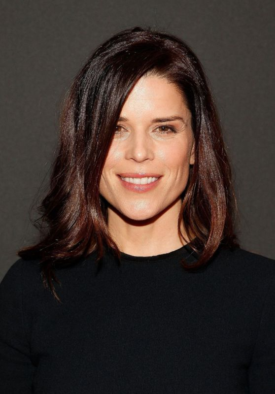 Neve Campbell - House of Cards Season 4 Premiere in Washington, February 2016