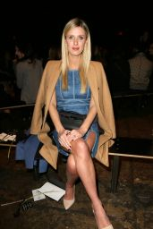 Nicky Hilton - J Mendel Front Row Fall 2016 - New York Fashion Week 2/18/2016