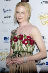 Nicole Kidman - 2016 WhatsOnStage Awards in London 2/21/2016