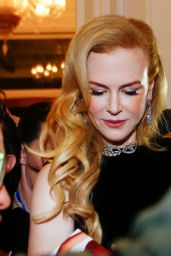 Nicole Kidman at the 66th San Remo Music Festival, Italy 2/10/2016