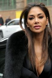 Nicole Scherzinger - New York Fashion Week 2/15/2016