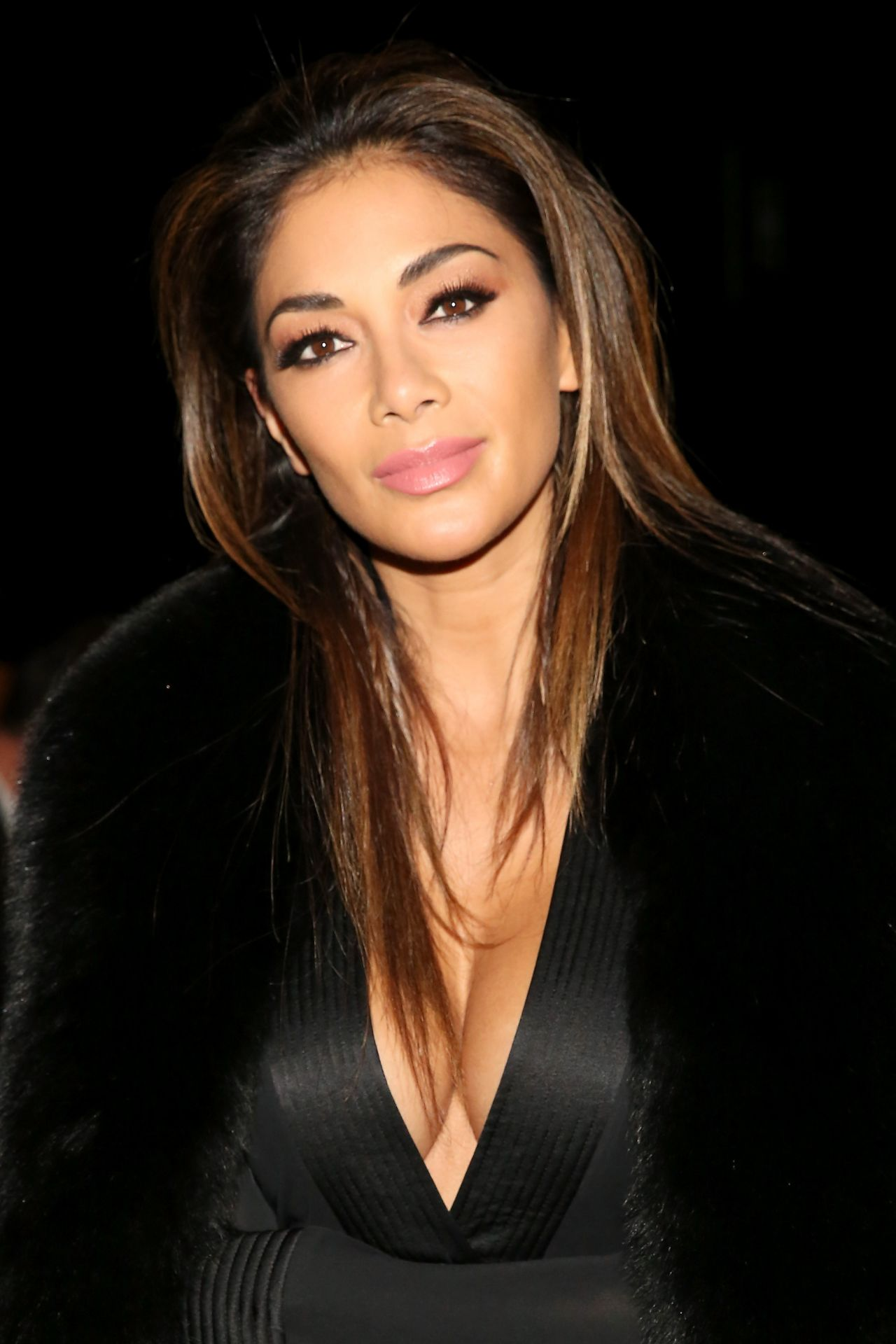 Nicole Sherzinger London Fashion Week  Video