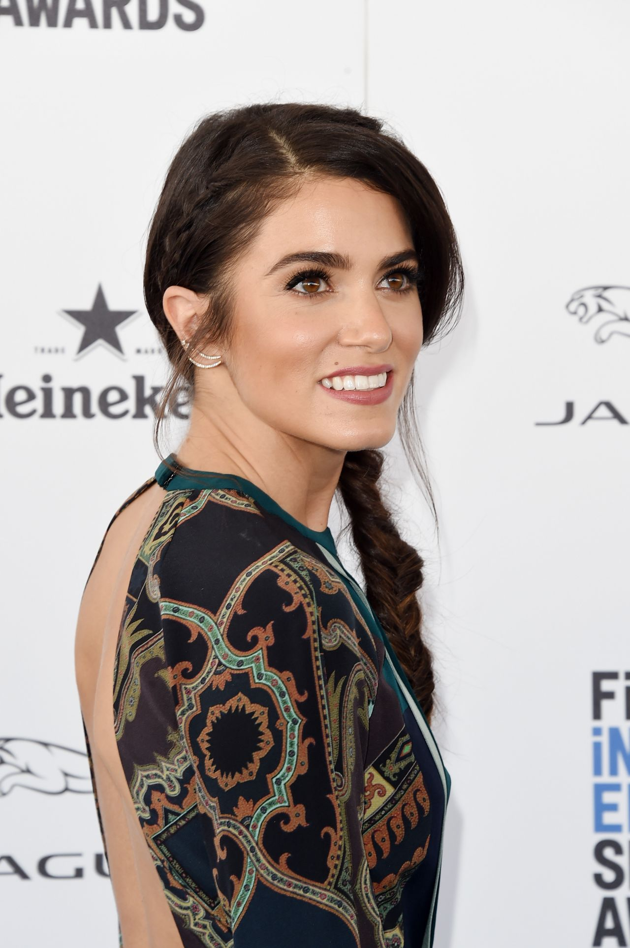 Nikki Reed 2016 Film Independent Spirit Awards In Santa