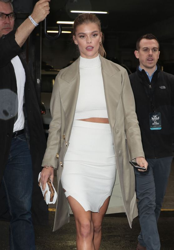 Nina Agdal - Out in New York City, NY 2/16/2016