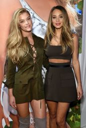 Nina Agdal - SI Swimsuit 2016′s Swim City Celebration in New York City 2/15/2016