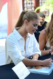 Nina Agdal – SI Swimsuit 2016 – Swim Beach in Miami, FL 2/17/2016